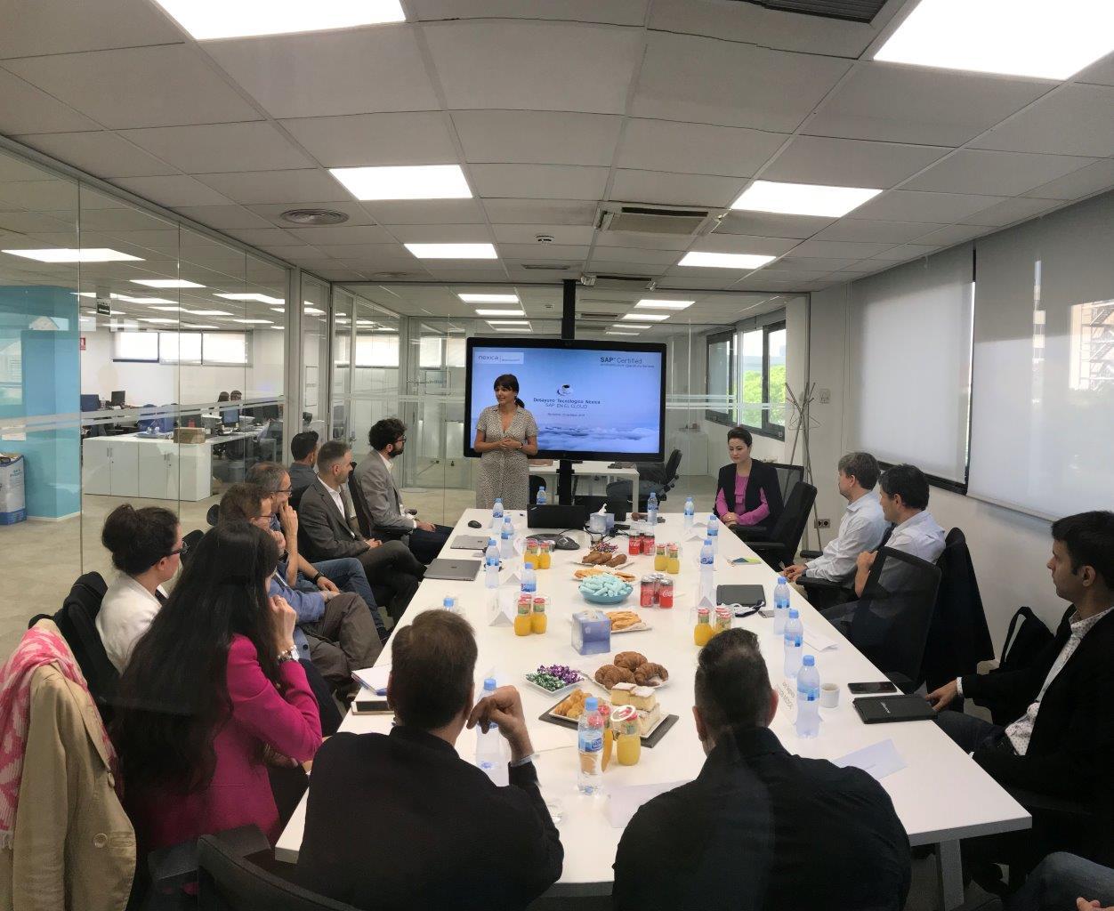 Desayuno Nexica: SAP en cloud y la seguridad de tus datos