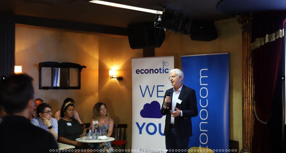 La solución cloud de Econocom se presenta en Palma