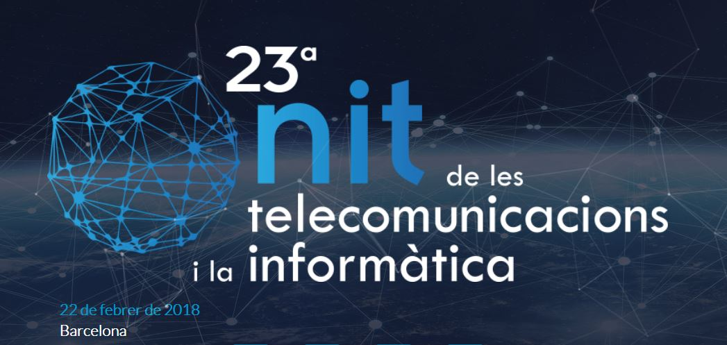 """Nexica entregará el premio Alan Turing en """"La Nit de les Telecos"""""""