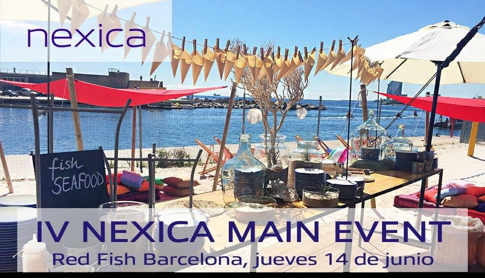 IV Nexica Main Event, Red Fish Barcelona