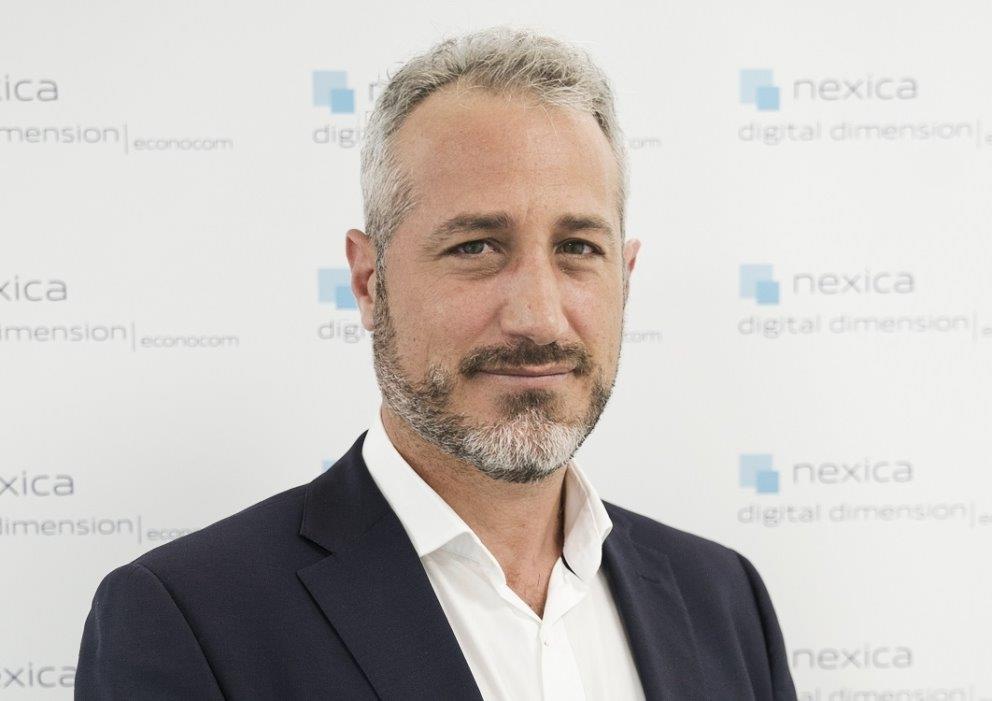 Marc Granados, director comercial y de marketing de Nexica
