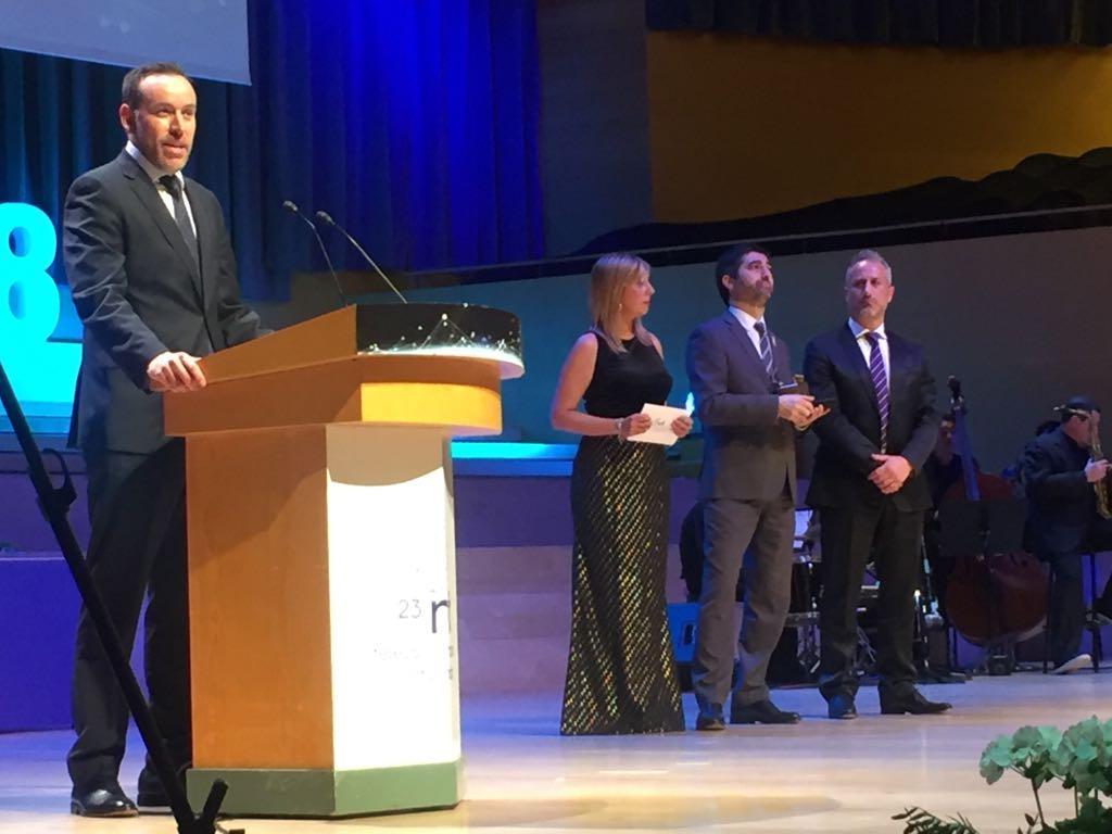 Nexica entrega el premio al CIO del Año a Volkswagen