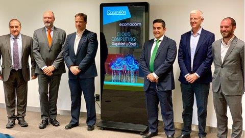 Econocom Newspaper Expansión: 'cloud computing', basic for the IT agility