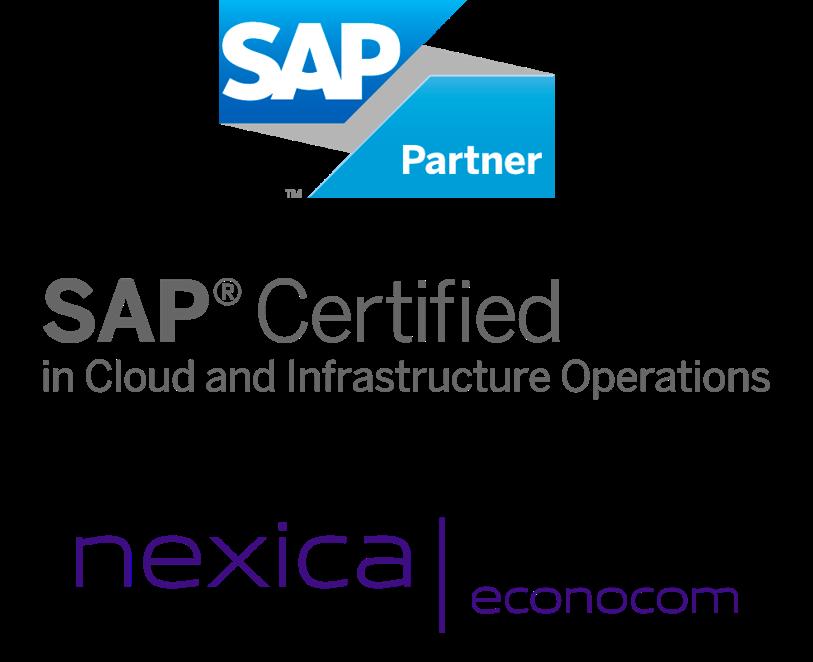 Nexica | Econocom renova la certificació de partner de SAP