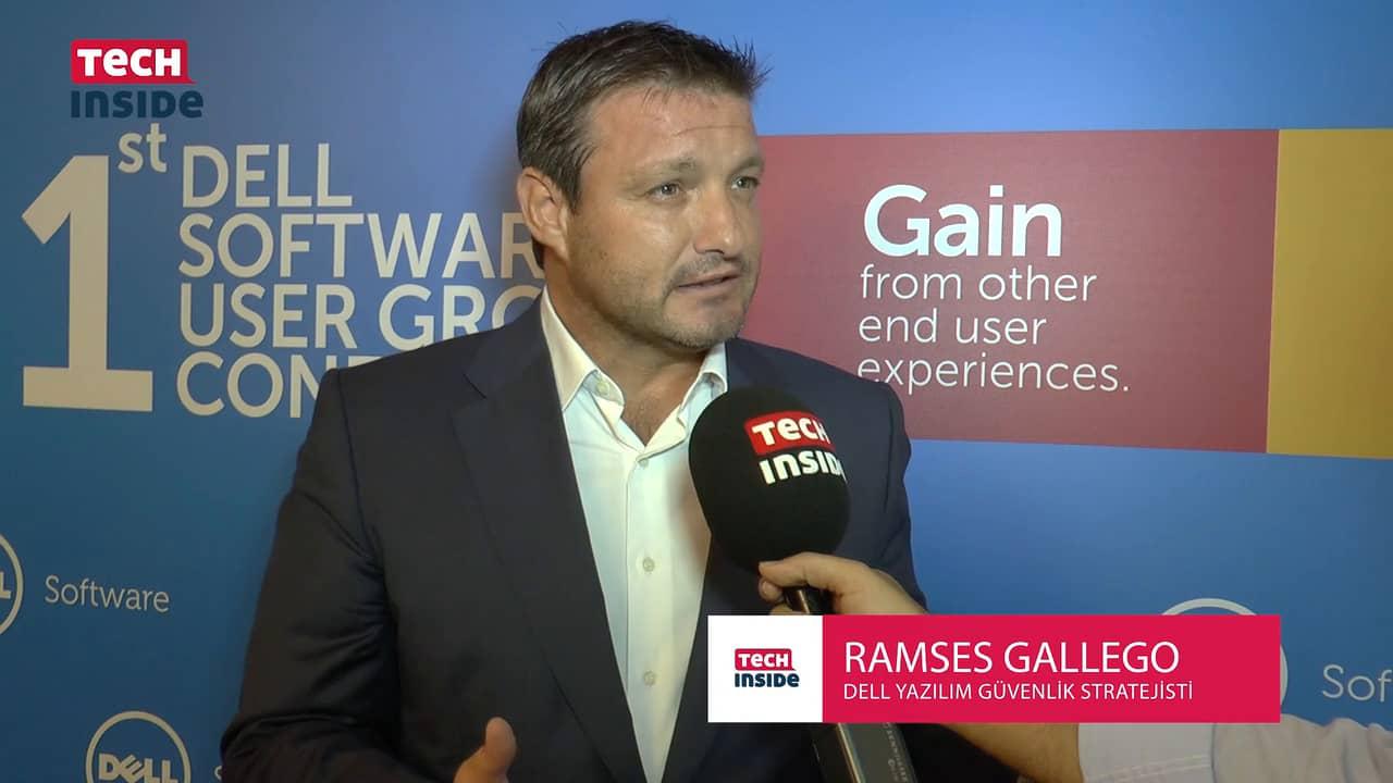 Ramsés Gallego, Strategist & Evangelist at Dell Security