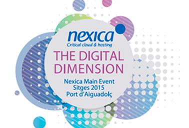 Evento Nexica 2015 en Sitges