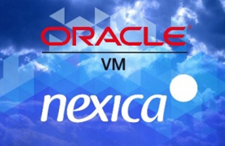 Cita con Oracle VM en la nube de Nexica
